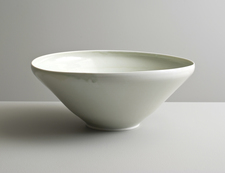 2013 Wheel-thrown porcelain
