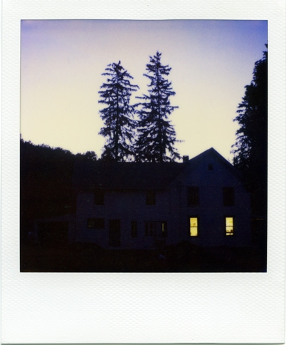 Individual Polaroids A Twilight .001