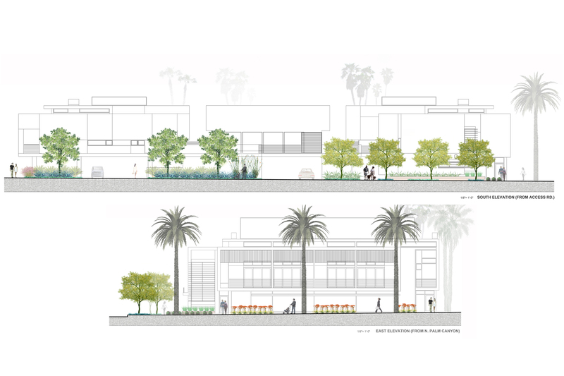 Palm Canyon Mixed Use