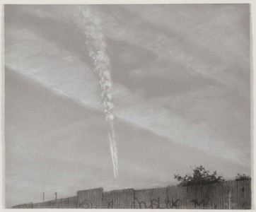 "Palette Gallery ""Landscapes"" by Tim Daly - 2/3-3/18/18 Charcoal and pastel"