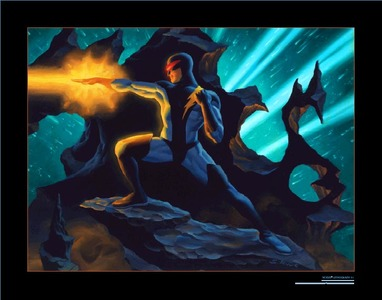 Palette Online ArtSpace Steve Rude: Comics to Canvas     Thru 12/31/20 High quality 95# gloss paper