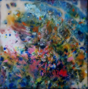 Pamala Crabb Paintings Encaustic
