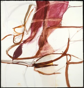 Pam Cardwell Drawing - 2002 - 2007 ink, gouache on paper