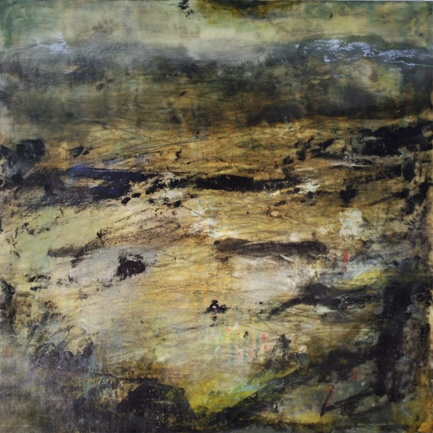 Older Works paintings lacuna landscape 3