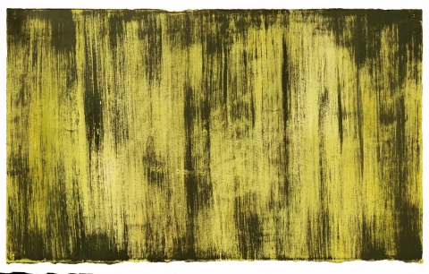 Older Works on paper remotion yellow
