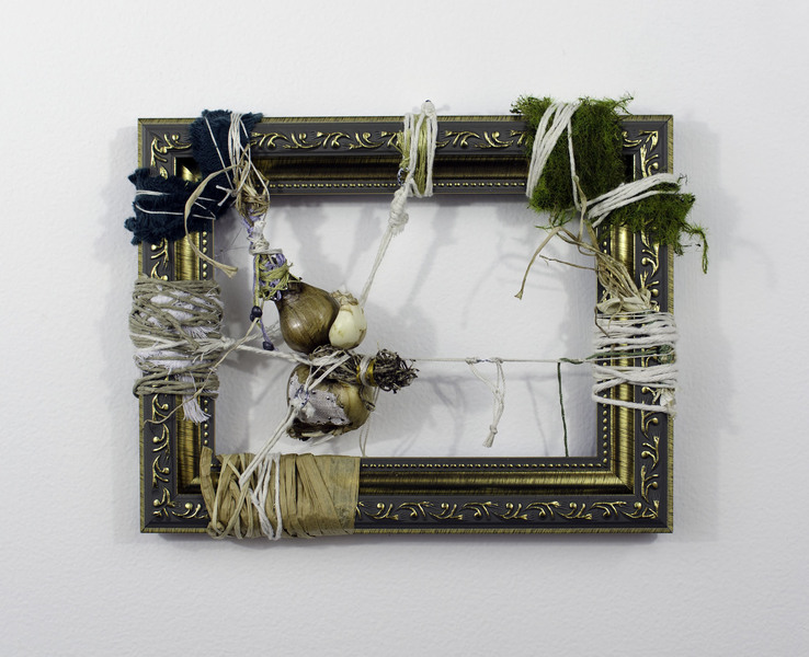 Sculpture/Installation Frame Portrait #5