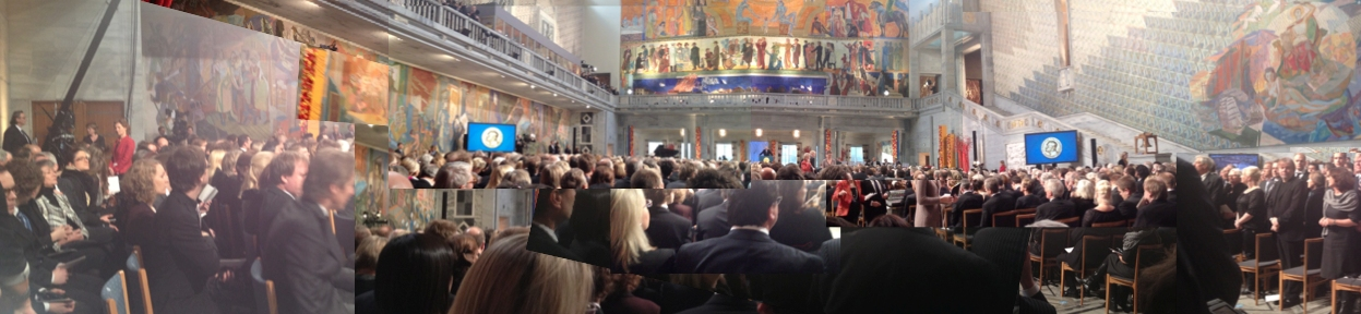 xii. viewsheds Nobel Prize Ceremony