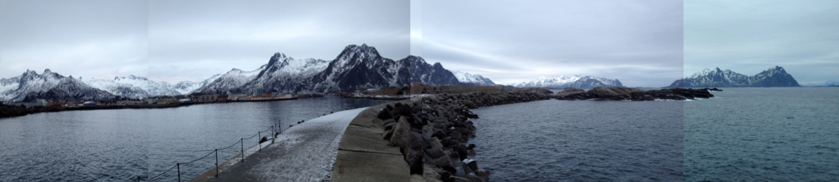 xii. viewsheds Svolvær