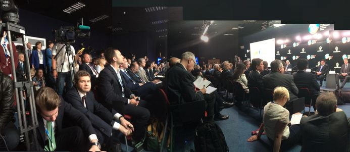 St. Petersburg Economic Forum