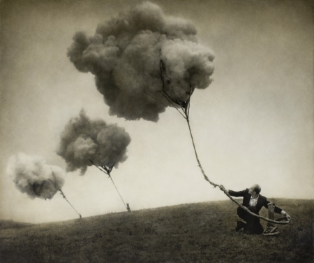 Shana and Robert  ParkeHarrison Earth Elegies