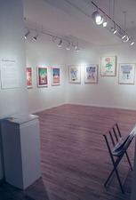 Pat Cresson + Exhibition Gallery Photographs 2000-2016 gallery view