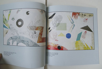 PAT CRESSON + Book Design/Handmade Books/Drawings/Paper Lithography print