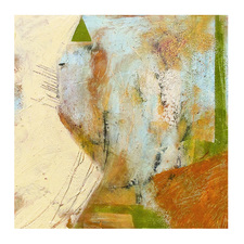Pat Cresson +  Recent Work > Oil Painting and Mixed Media oil, wax and mixed media on birch panel