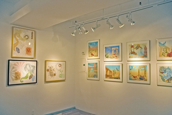 PAT CRESSON + Exhibition Gallery Photographs 2000-2018