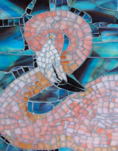 Patricia Rockwood Mosaics: Panels Mixed Media Mosaic
