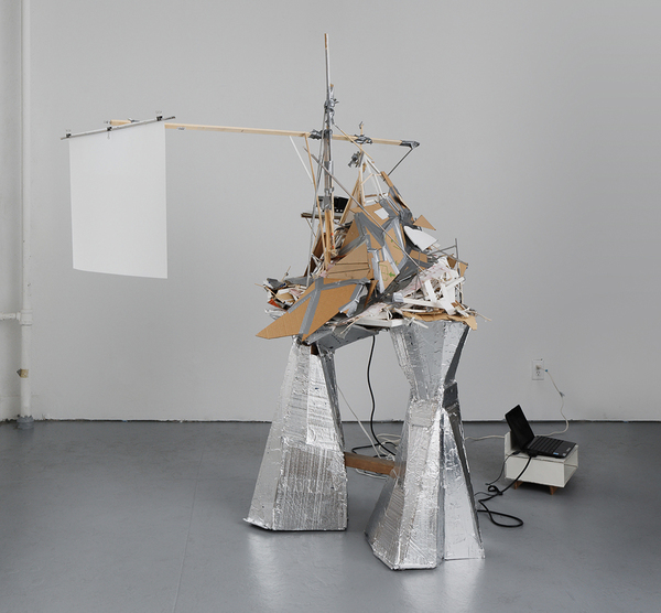 2015 The Drawing Center, Main Gallery, Open Sessions