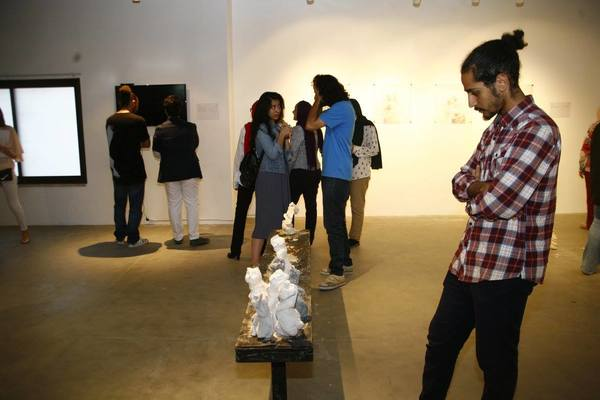 2017 Jordan National Gallery of Fine Arts Final Exhibition, Empathy and Craft in the 21st Century