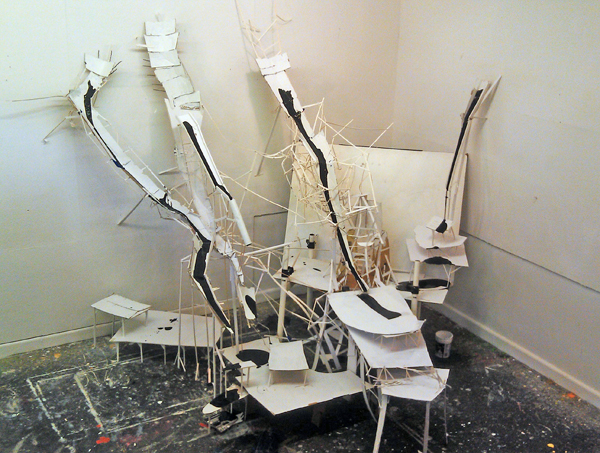 Patte Loper Recent Collaborations and Residencies