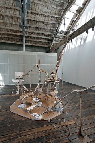 Patte Loper Sculpture and Installation