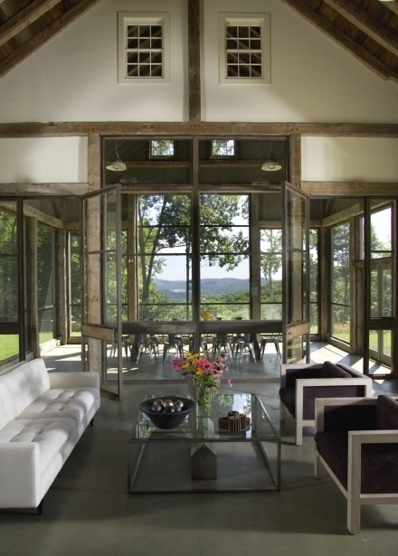 Design & Fabrication Poolhouse windows and doors