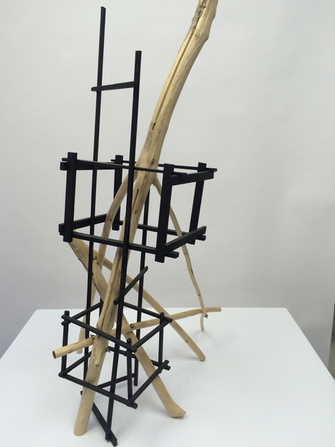 Small Sculptures Space Frame Limb