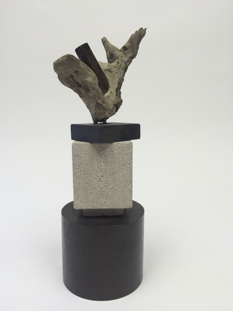 Peter Strasser Small Sculptures Wood & Stone