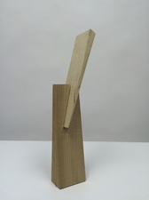 Peter Strasser Small Sculptures Locus wood