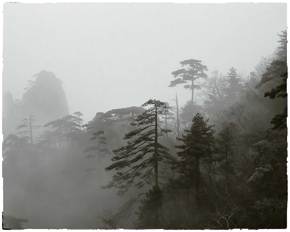 Remembering Su Shi Huangshan
