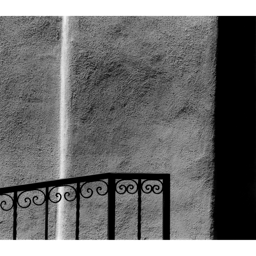 Questions of Perception: 2007-2010 Railing and Adobe, Albuquerque, NM