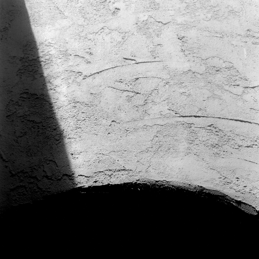 Questions of Perception: 2007-2010 Arch and Shadow, Pecos National Historic Park, NM
