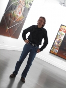 Philip Sugden, Artist Gallery and Studio Photos