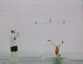 Priscilla Derven Paintings 2008-2009 oil on linen