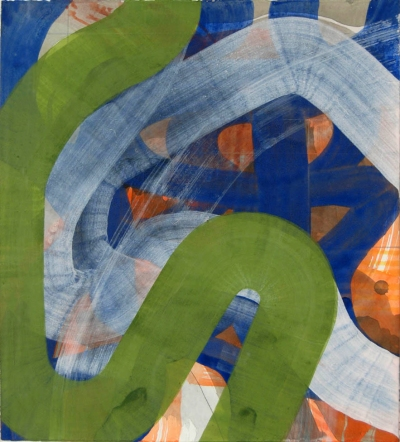 Ken Wood Paintings 1998-2009 Acrylic, Ink and Gouache on Paper