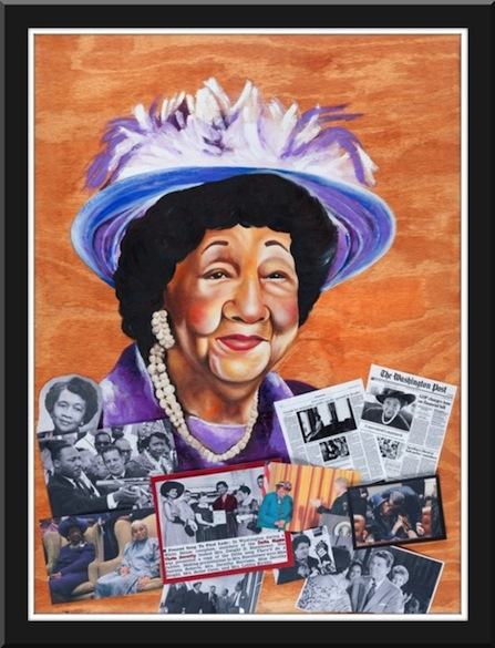 "Civil Rights Series ""The Movements Matriarch"""