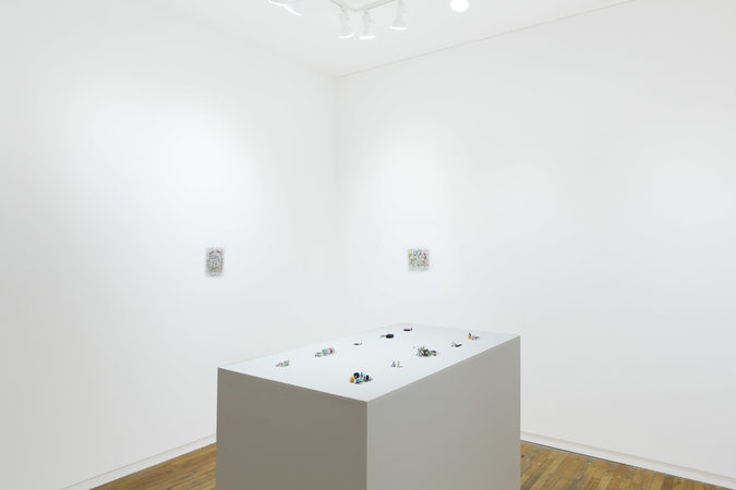 Installation view Andrew Rafacz Gallery