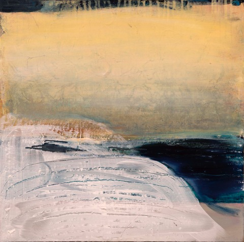 r a c h e l  v o l p o n e Seascapes Acrylic & Polymers on Panel