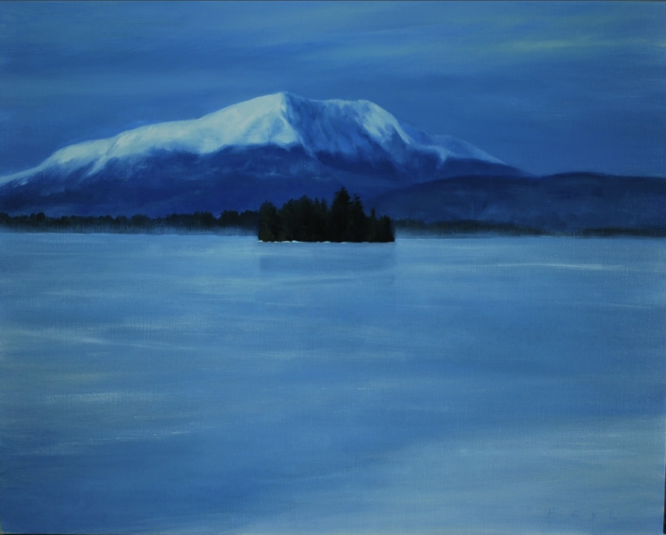 Paintings Katahdin