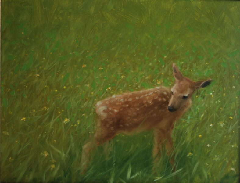 Paintings Fawn