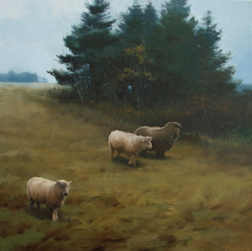 Paintings Grazing