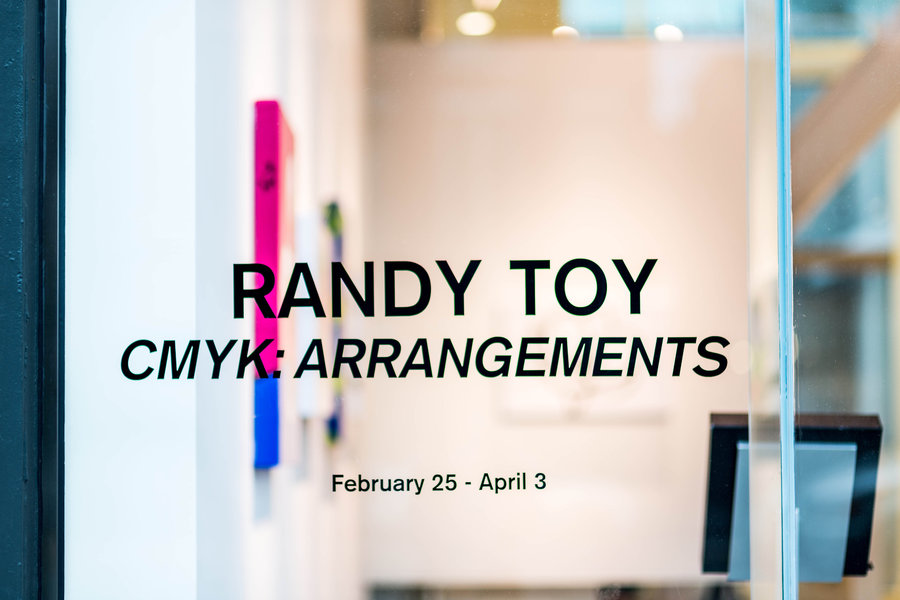 RANDY TOY Exhibition images