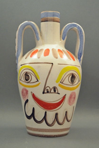 RANDY TOY Ceramics hand-thrown, glazed earthenware