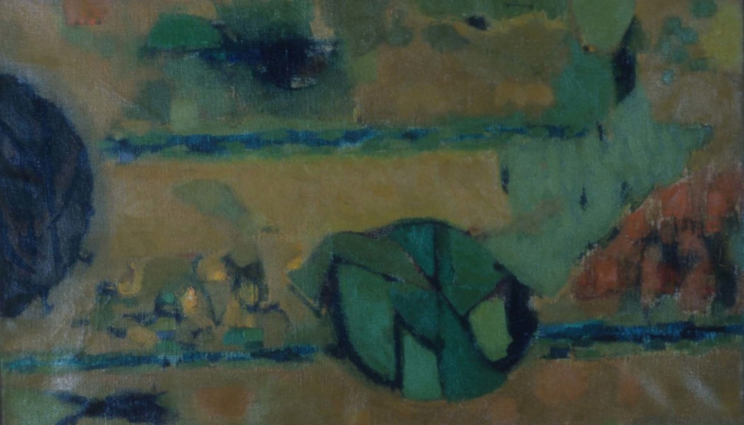 Painting 1956, 1957, 1958 Untitled 2