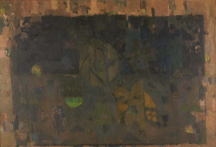 Painting 1956, 1957, 1958 Untitled 4