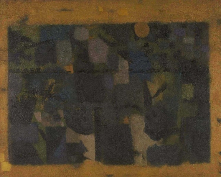 Painting 1956, 1957, 1958 Untitled 7