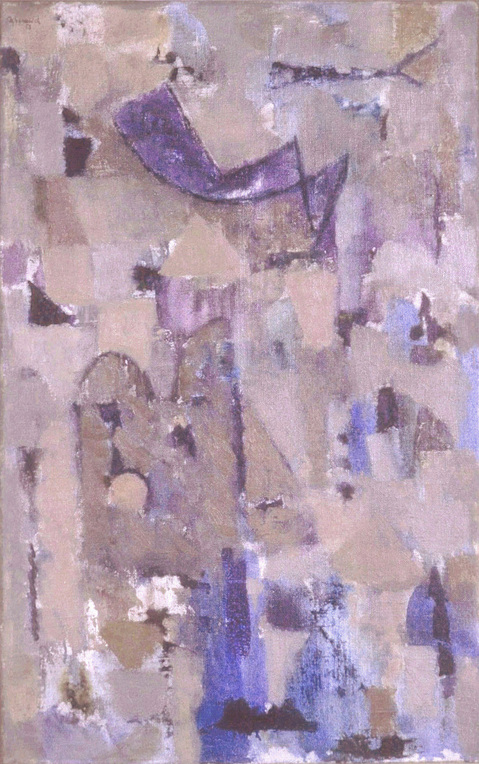 Painting 1956, 1957, 1958 Untitled 8
