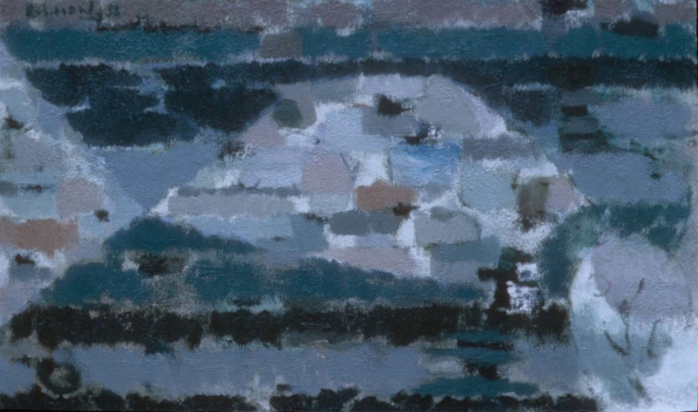 Painting 1956, 1957, 1958 Untitled 9