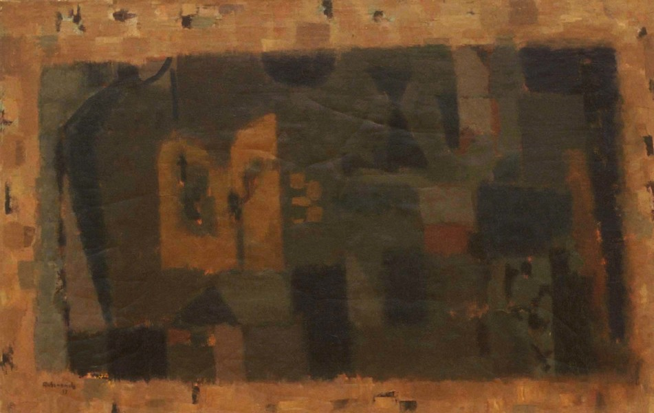 Painting 1956, 1957, 1958 Untitled 10