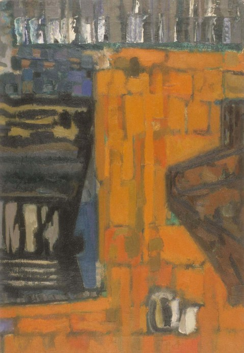 Painting 1956, 1957, 1958 Untitled 3