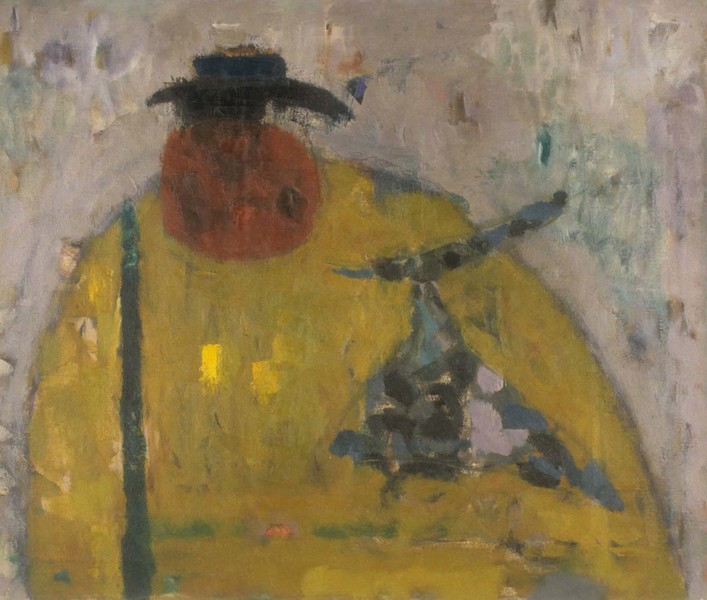Painting 1956, 1957, 1958 Untitled 5