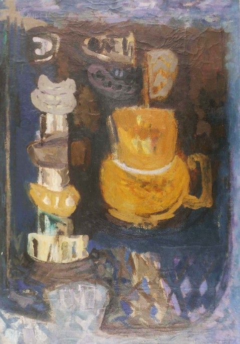 Painting 1956, 1957, 1958 Untitled 6